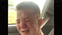 Bullied Kid Goes Viral Crying Over Abuse at School