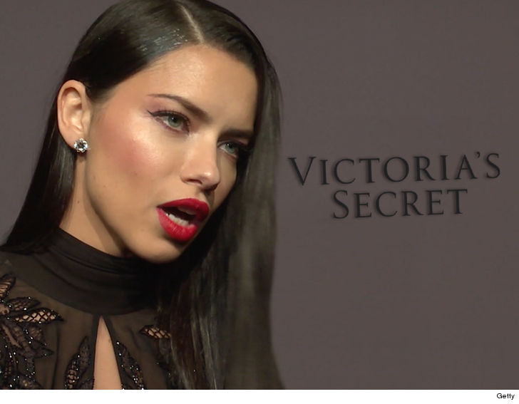 Victoria's Secret model Adriana Lima alludes to quitting in Instagram post
