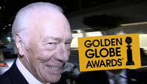 Christopher Plummer Nabs Golden Globe Nomination for 'All the Money in the World'