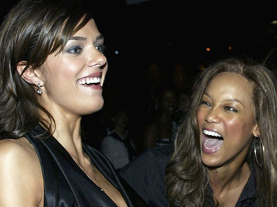 Adrianne Curry Exposes 'THE TRUTH' About 'Top Model' & Hearing 'Crickets' from Tyra Banks