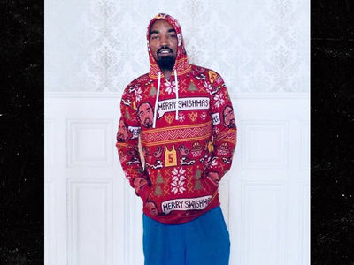 J.R. Smith Debuts 'Ugly Sweater Hoodies' In Shot at Stephen A. Smith