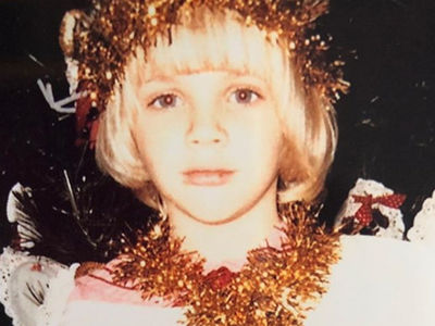 Guess Who This Tinsel Tot Turned Into!