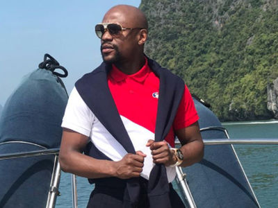 Floyd Mayweather Sets Sail on Baller Thailand Vacation, I'm James Bond!