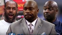 Marshall Faulk Pinned Woman Against Wall, Demanded Oral Sex, Lawsuit Says