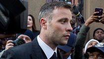 Oscar Pistorius Bruised In Prison Fight Over Phone