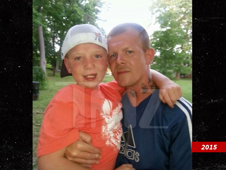 Keaton Jones' Estranged Father Is a Jailed White Supremacist
