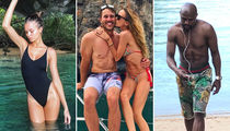 Stars Takeover Thailand -- Check Out the Sexy Vacation Shots