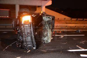 Terry Glenn -- The Crash Scene