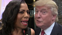 Omarosa and President Trump on Good Terms Following White House Exit