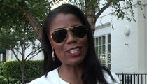 Omarosa's Not Done with Government Work Yet
