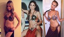 Celebs As Princess Leia -- See The Intergalactic Gals!