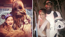 Journey Through These Snaps of Famous Star Wars Fans!