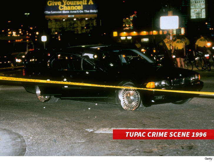 Tupac murder weapon found, but location a mystery, reports say