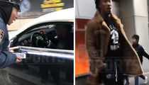 Brandon Marshall Cussed Out By Heckler, Smartly Walks Away