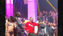 Jamie Foxx Celebrates 50th Birthday with Ice Cube, Ludacris, Snoop Dogg Concert