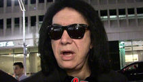 Gene Simmons Sued For Sexual Assault (UPDATE)
