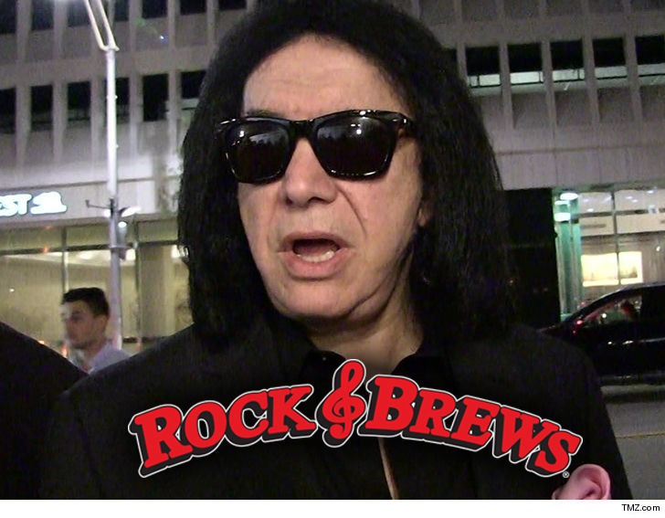 Gene Simmons Sued for Sexual Battery in New Lawsuit