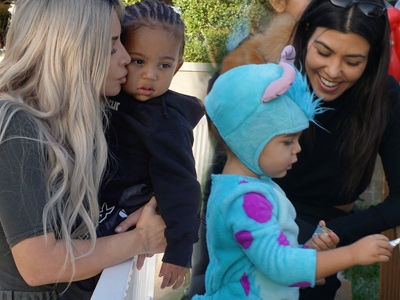 Saint West & Reign's Joint B-Day Looked WILD -- See Over-the-Top Affair!