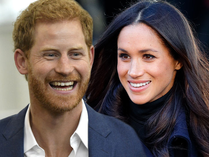 Prince Harry and Meghan Markle Announce Royal Wedding Date