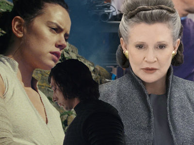 'Star Wars' SPOILERS: 5 Burning Questions After Seeing the Movie!