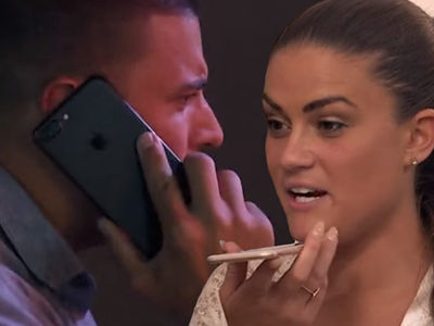 Brittany SHREDS Jax After Cheating: 'You're F---ing Disgusting!'