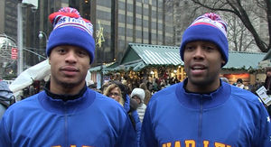 LiAngelo & LaMelo Ball Get Harlem…