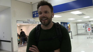 Joel McHale: Boycott Thursday Night Football? No Way.