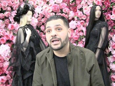 Designer Michael Costello Says Black Dresses Wanted for Award Season Protests
