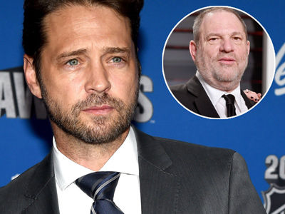 Why Jason Priestley Once PUNCHED Harvey Weinstein In the Face