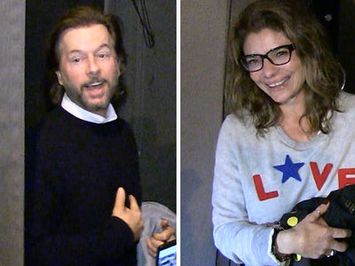 David Spade and Cast Reunite for Hilarious 'Just Shoot Me!' Dinner