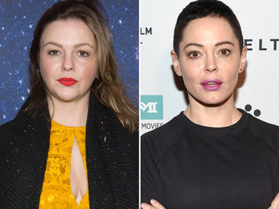 Twitter War Erupts Between Rose McGowan, Amber Tamblyn, Alyssa Milano and Third 'Charmed' Actress