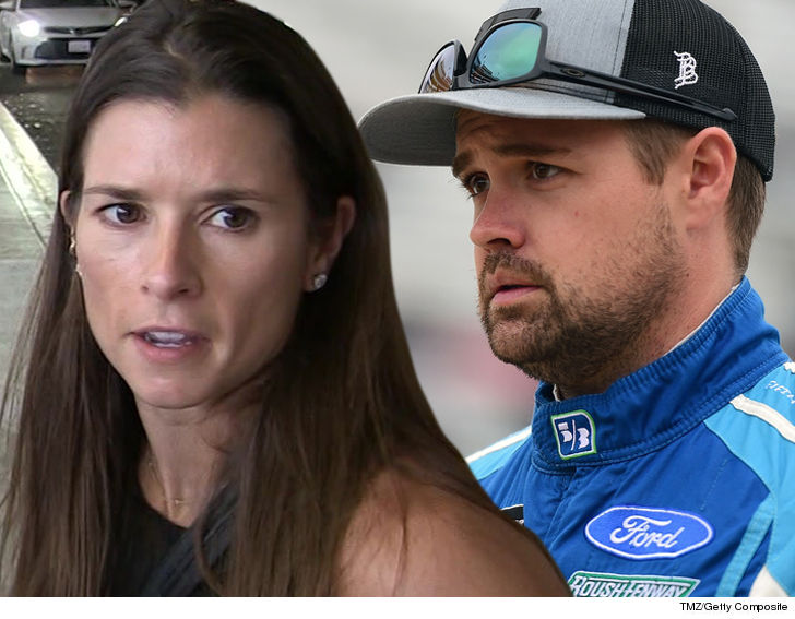 NASCAR Power Couple Danica Patrick, Ricky Stenhouse Jr. Announce Breakup