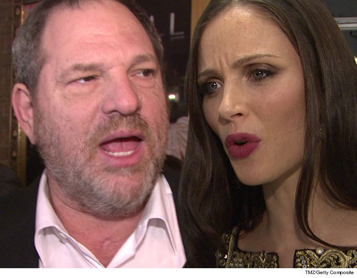 Harvey Weinstein's Prenup Says Georgina Gets $12 Million ...