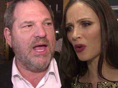 Harvey Weinstein's Prenup Says Georgina Gets $12 Million If She Divorces Him Today