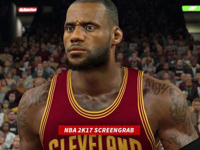 LeBron James' Tattoo Artist Sues NBA2K17, You Jacked My Designs!