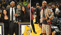 Kobe Bryant Jersey Night Marred By Mayweather's Terrible Outfit