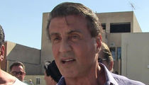 Sylvester Stallone Ready to Go to Cops, Says Accuser Filed False Report