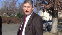 Senator Joe Manchin Wants to Give Al Franken a Chance to Stay