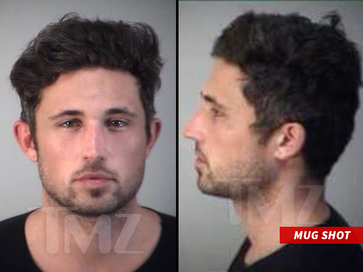 Country singer Michael Ray arrested for DUI, drug possession