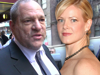 Harvey Weinstein's Ex-Wife Says He Owes $5 Mil in Child Support