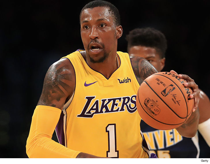 Kentavious Caldwell-Pope playing games while jailed