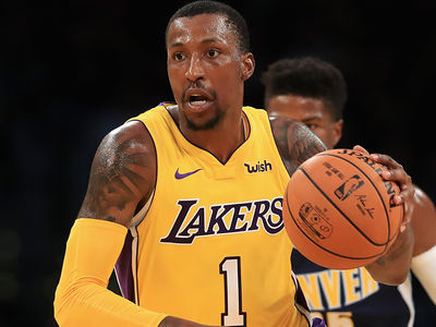 Lakers' Kentavious Caldwell-Pope Serving Jail Sentence, But Allowed to Play NBA Games