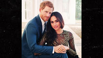 Prince Harry, Meghan Markle Release Official Engagement Photos