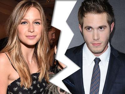 'Supergirl' Star Melissa Benoist Officially Divorced From Blake Jenner