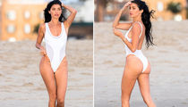 'WAGS' Star Nicole Williams Proves Christmas Does Come Early!!!