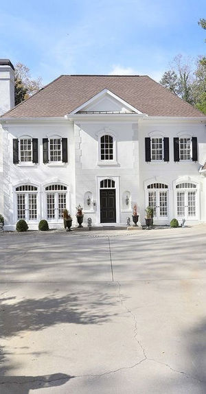 Phaedra Parks' Atlanta House -- For Sale!