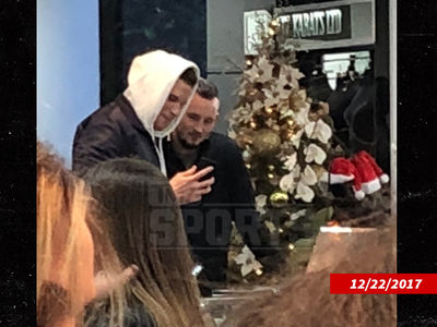 Blake Griffin Shopping At Beverly Hills Jewelry Store, For Kendall Jenner?
