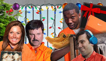 Meek Mill & Martin Shkreli's Xmas Celebration Behind Bars