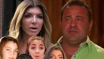 Teresa Giudice and Kids Can't Visit Joe in Prison for Christmas