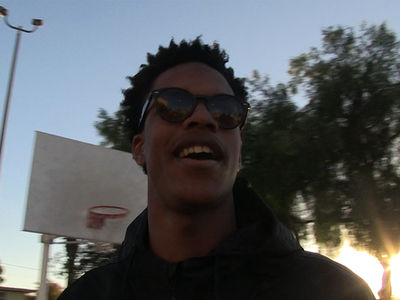 Shareef O'Neal: I Spoke with LaMelo, He's Pumped About Lithuania!